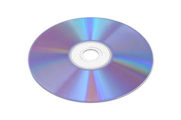 DVD or CD