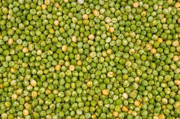 Grüner Erbsen Hintergrund