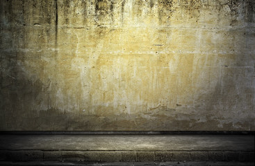 Street grunge wall. Digital background for studio photographers.
