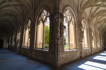 Monasterio de San Juan de los Reyes. Toledo. Castilla la Mancha.