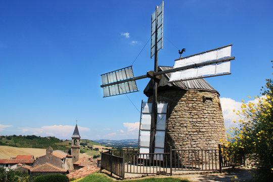 Moulin à vent Lautrec