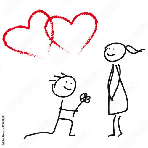Heirat mit Partnervermittlung