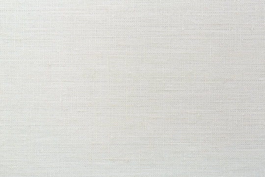 linen canvas white texture background