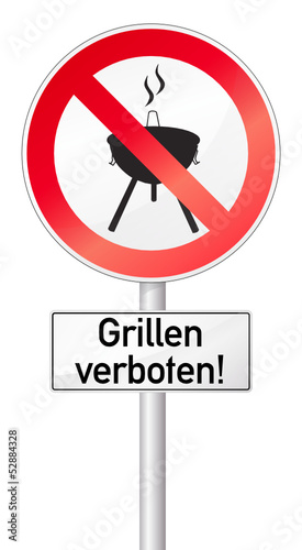 Grillverbot