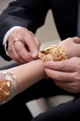結婚すること