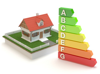 House - energy efficiency