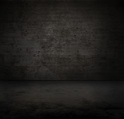 dark room background