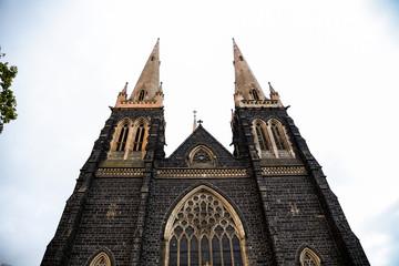 St Patrick's Cathedral in Melbourne Australia4