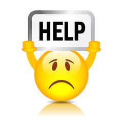 Vector help symbol