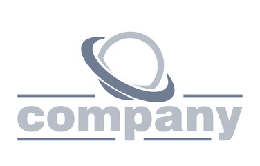 saturn logo modern company