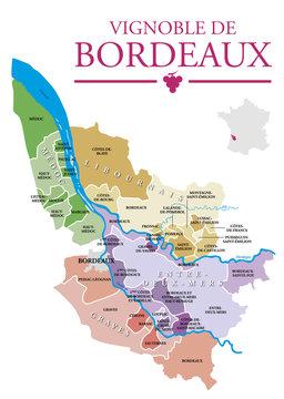 Vignoble de Bordeaux