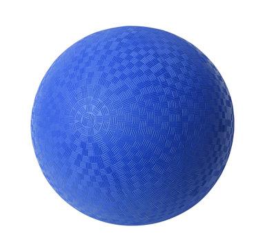 Blue Dodge Ball