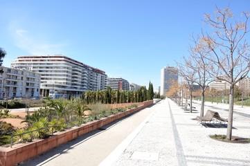 parc du 26 eme centenaire, Marseille 2013