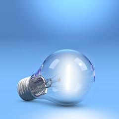 LightBulb on floor