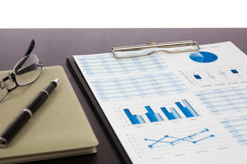 finance charts and graphs