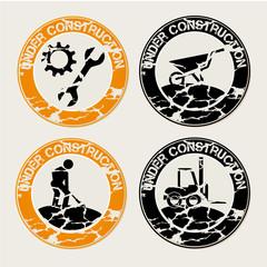 under constructions seals