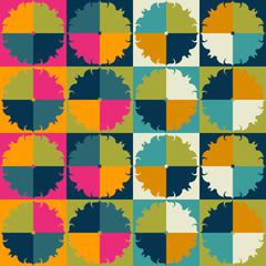 seamless vector pattern (set of 2)