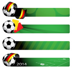 fussball sport buttons