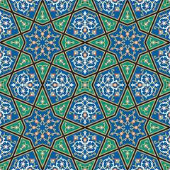 Akram Seamless Pattern Three