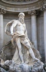 Neptune, fontaine de Trévi