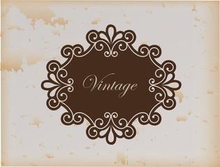 frame vintage