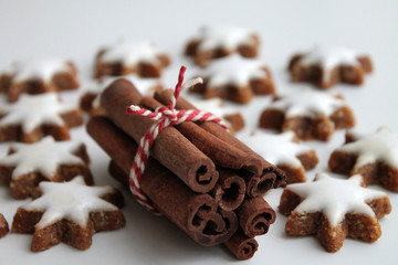 Christmas gingerbread handmade