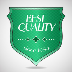 Green vector best quality sticker