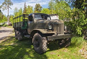 Truck ZIL 157
