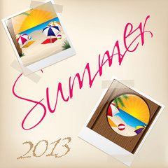 Cool summer wallpaper with pictures