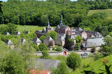 La chartreuse du Glandier (Corrèze)