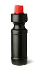 Bottle of liquid drain cleaner