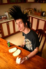 Punk breakfast