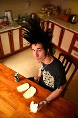 Punk breakfast
