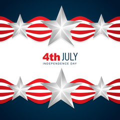 beautiful american independence day