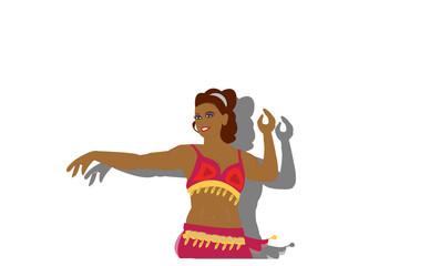 Danzatrice del ventre