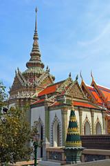 Phra Wihan Yod, Bangkok, Thailand