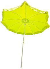 parasol de jardin vert anis