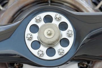 Propeller-Detail