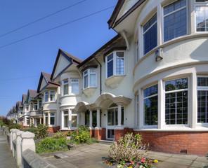 Row of Houses, UK