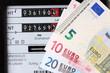 drehstromzähler euroscheine
