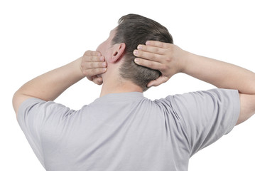 massage and crack neck