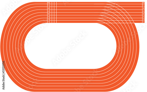 400 meter running track dimensions