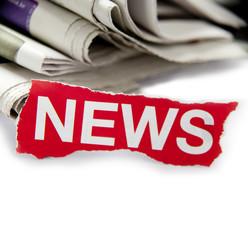 news nouvelles dans les journaux