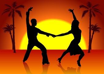 Latino American Dance