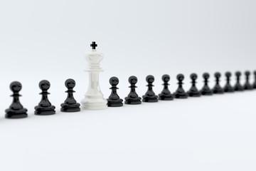 Chess row concept