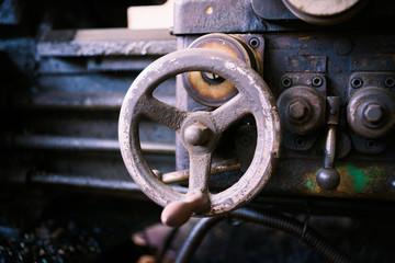 valve of heavy machine