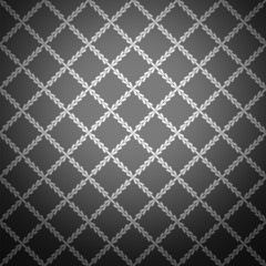 Seamless black stylish background