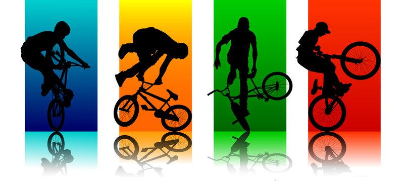 Set Figures BMX