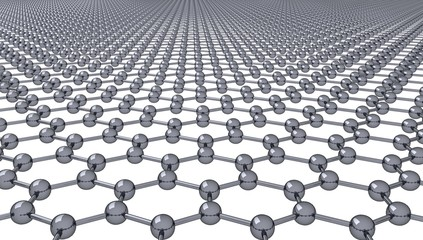 Graphene - Regular Hexagonal Pattern