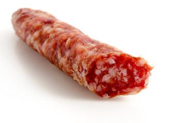 Salami ohne Pelle